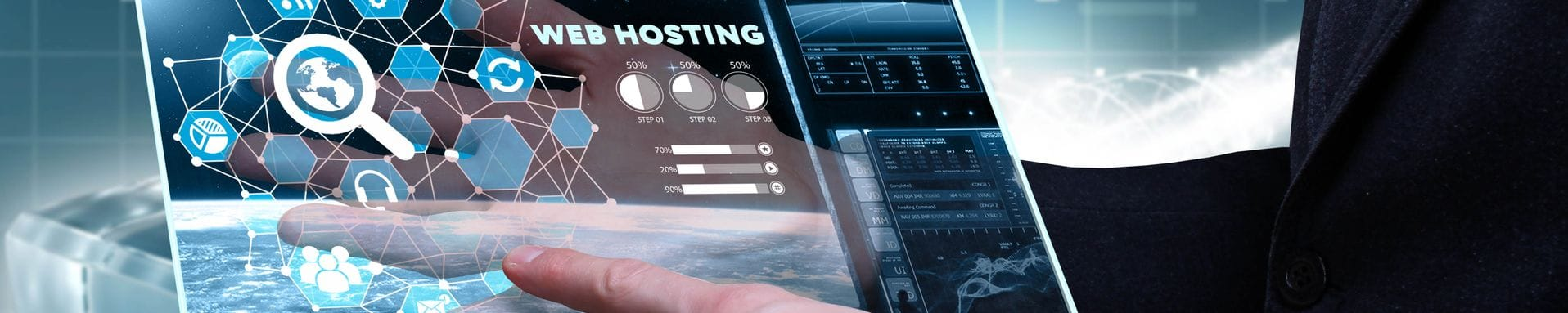 Web Hosting & Support